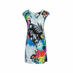 JAMS WORLD Sherry Dress in Tropical Love Floral A-